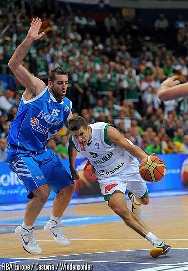Lakovič: »Grki so si z današnjo igro bolj zaslužili zmago.«