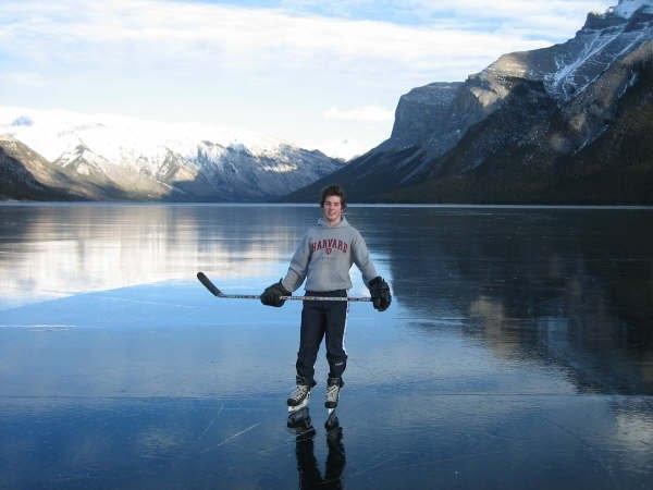 Kanadčani ljubijo opero … in hokej!