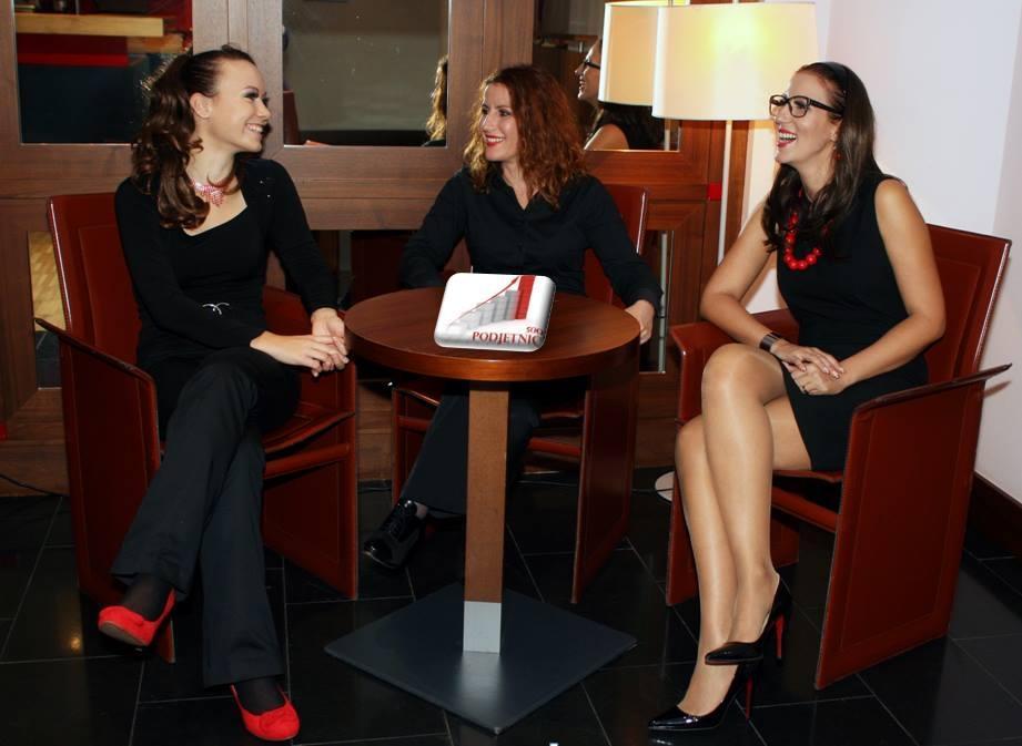 Od razigranih deklic do uspešnih podjetnic