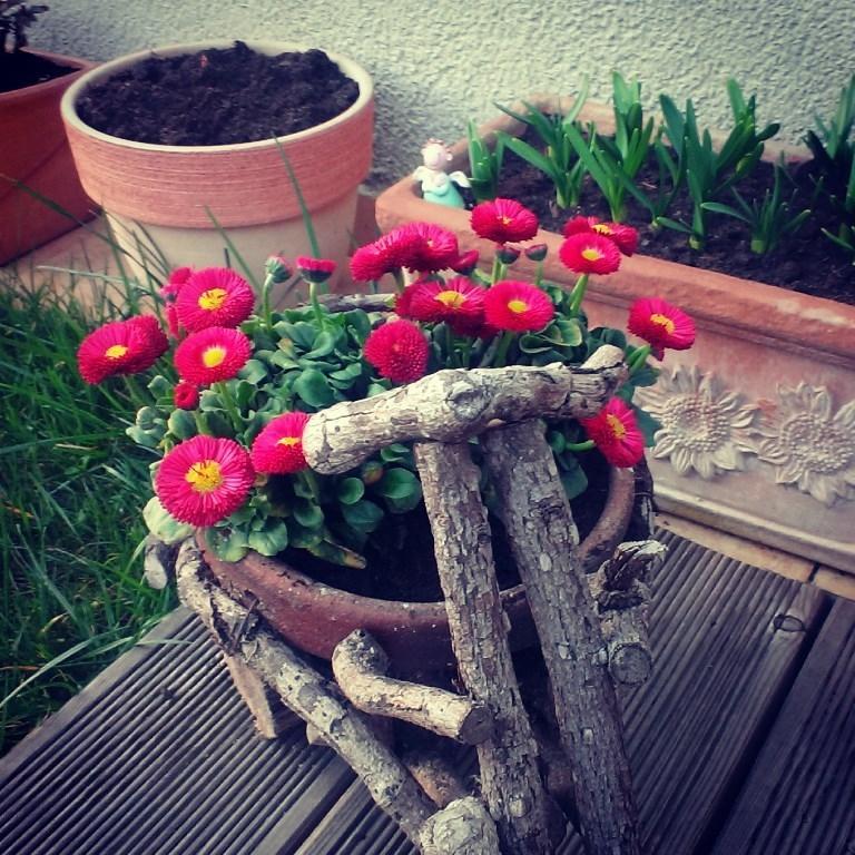 Neskončna lahkost pomladi