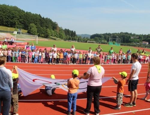 Fotoreportaža: Mini olimpiada 2014
