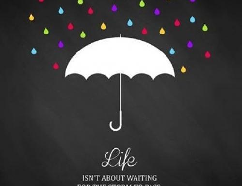 Ples v dežju – za užitek, svobodo, srečo